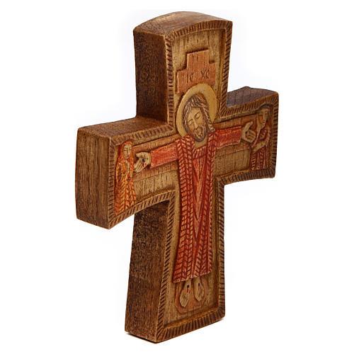 Christ de Compassion bois Bethléem 3