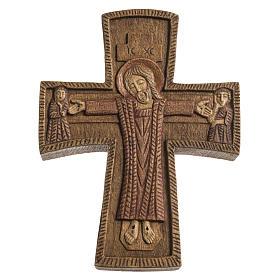 Cristo di Compassione legno Bethléem s1