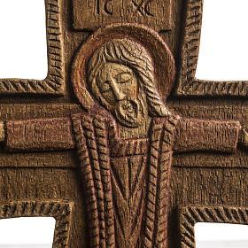 Cristo di Compassione legno Bethléem s2