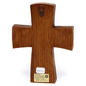 Cristo di Compassione legno Bethléem s4