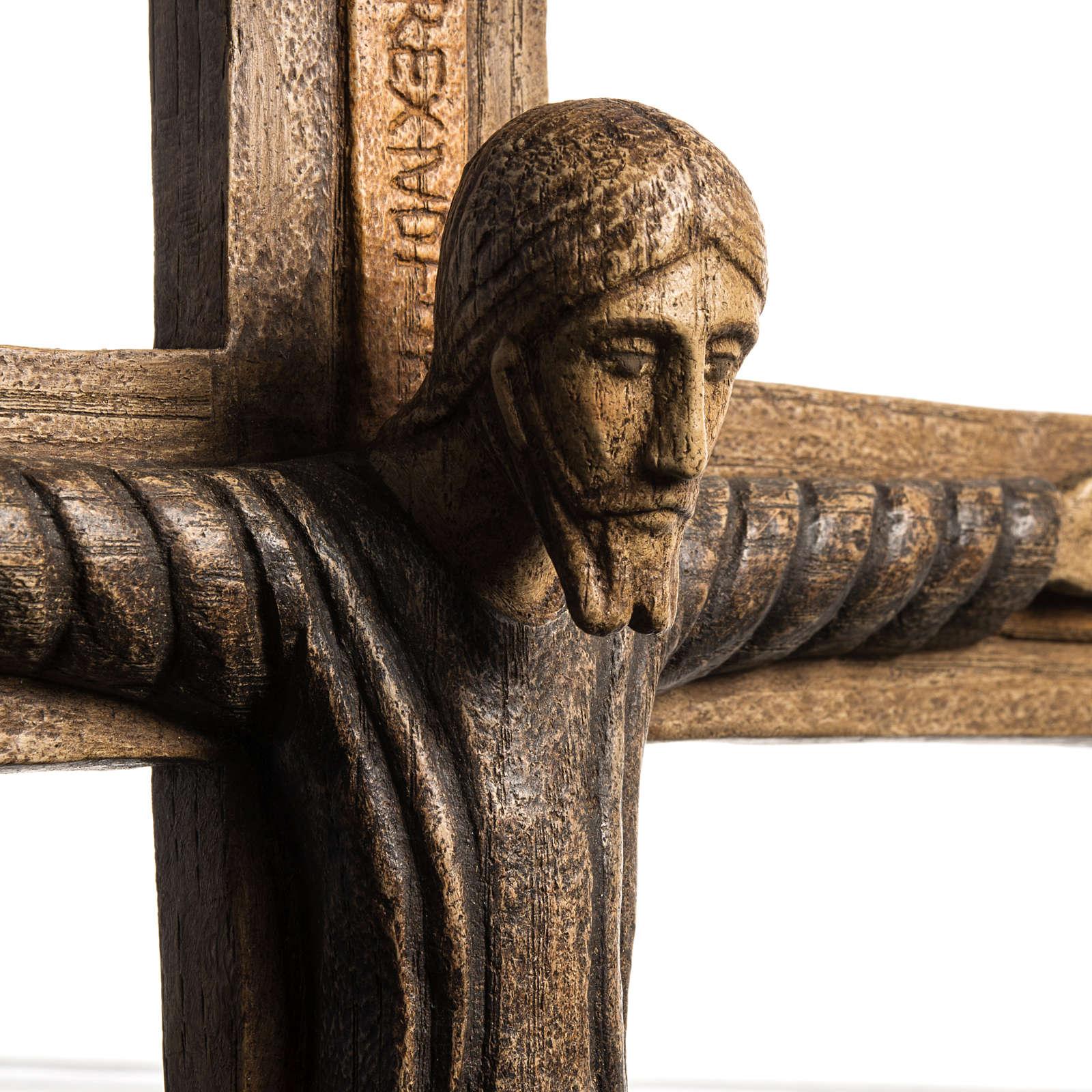 Cristo de Batloo de madera Bethléem 4
