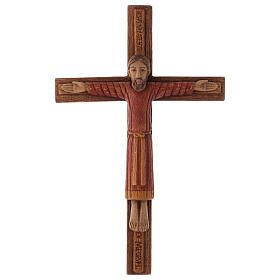 Crucifijos y cruces de madera: Cristo de Batlló madera 30x22 Bethléem