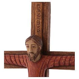 Christ de Batloo bois Bethléem 30x22 s2