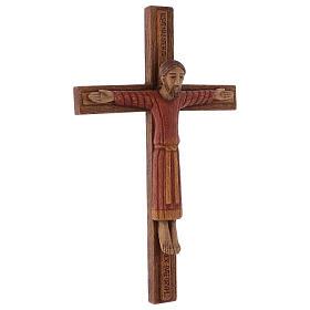 Christ de Batloo bois Bethléem 30x22 s5