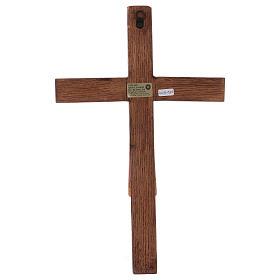 Christ de Batloo bois Bethléem 30x22 s6
