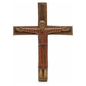 Cristo di Batloo legno Bethléem 30x22 s1