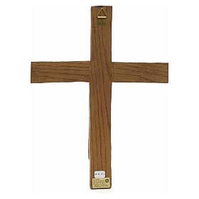 Cristo di Batloo legno Bethléem 30x22 s3