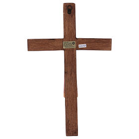 Cristo di Batllo legno Bethléem 30x22 s6
