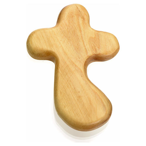 Croce della vita olivo Terrasanta 2