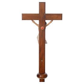 Cruz procesional resina y madera 210 cm Landi s6