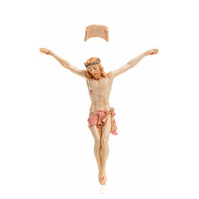 Imágenes de Resina y PVC: Cuerpo de Cristo pvc Fintanini cm 9 tipo porcelana