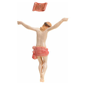 Cuerpo de Cristo 12 cm pvc Fontanini tipo porcelana s2