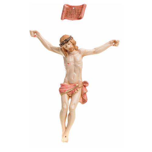 Cuerpo de Cristo 12 cm pvc Fontanini tipo porcelana 1