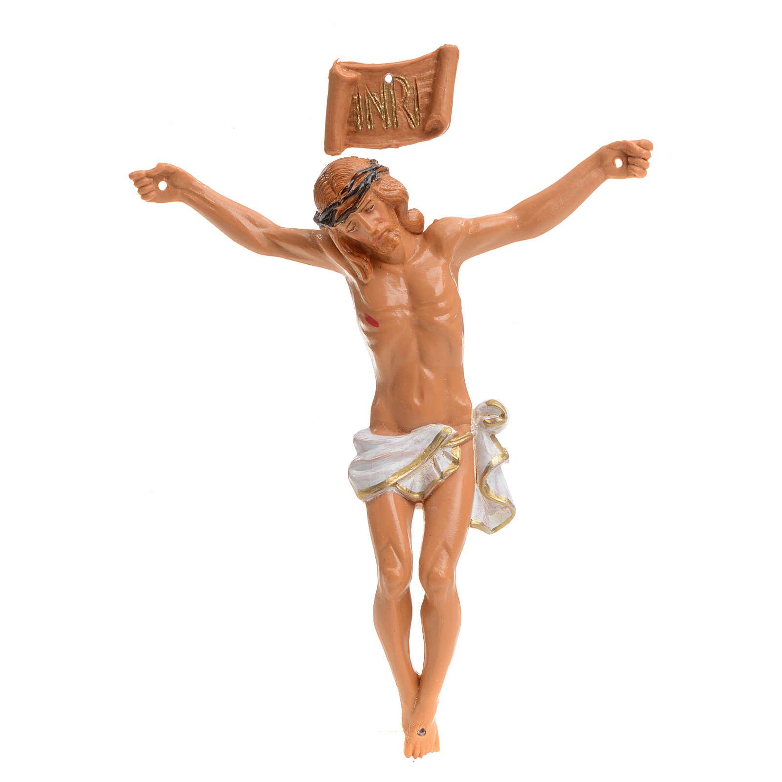 Corps du Christ pvc 12 cm Fontanini 4