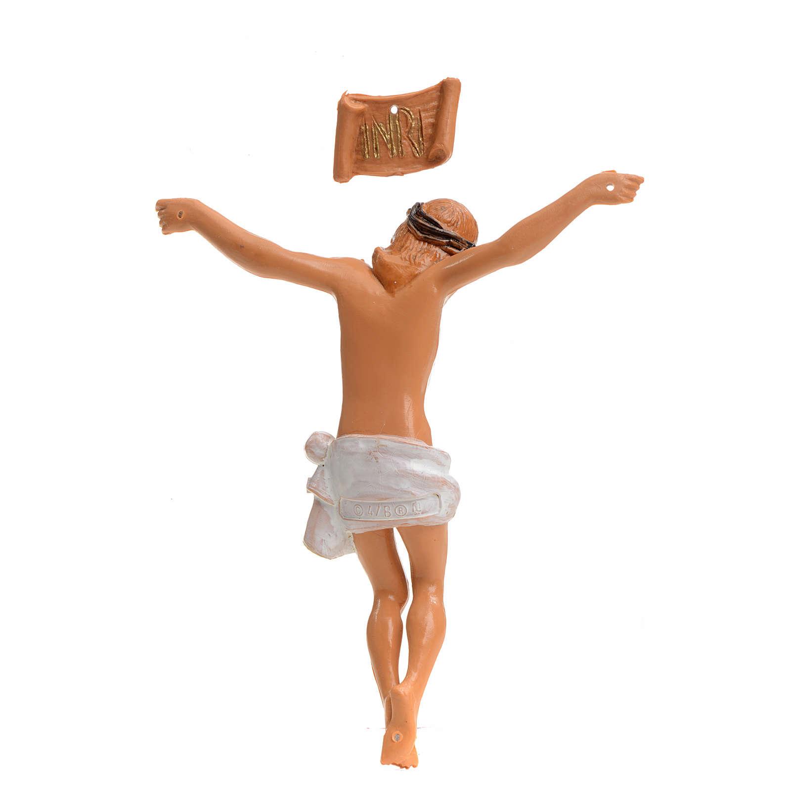 Corpo di Cristo pvc Fontanini cm 12 4