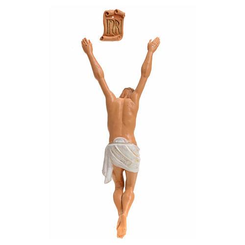 Corpo di Cristo pvc Fontanini cm 18 2