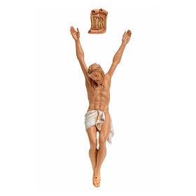 Imagens em Resina e PVC: Corpo de Cristo pvc Fontanini 18 cm