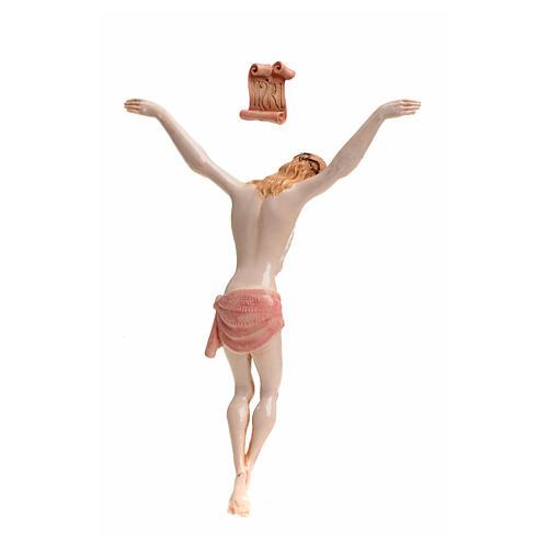Christ en pvc 21 cm Fontanini type porcelaine 2