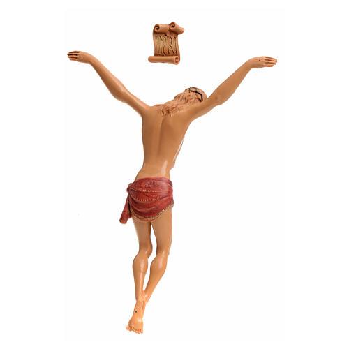Corpo di Cristo in pvc Fontanini cm 21 2