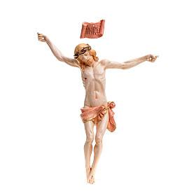 Statues en résine et PVC: Corps du Christ pvc 21 cm Fontanini type porcelaine