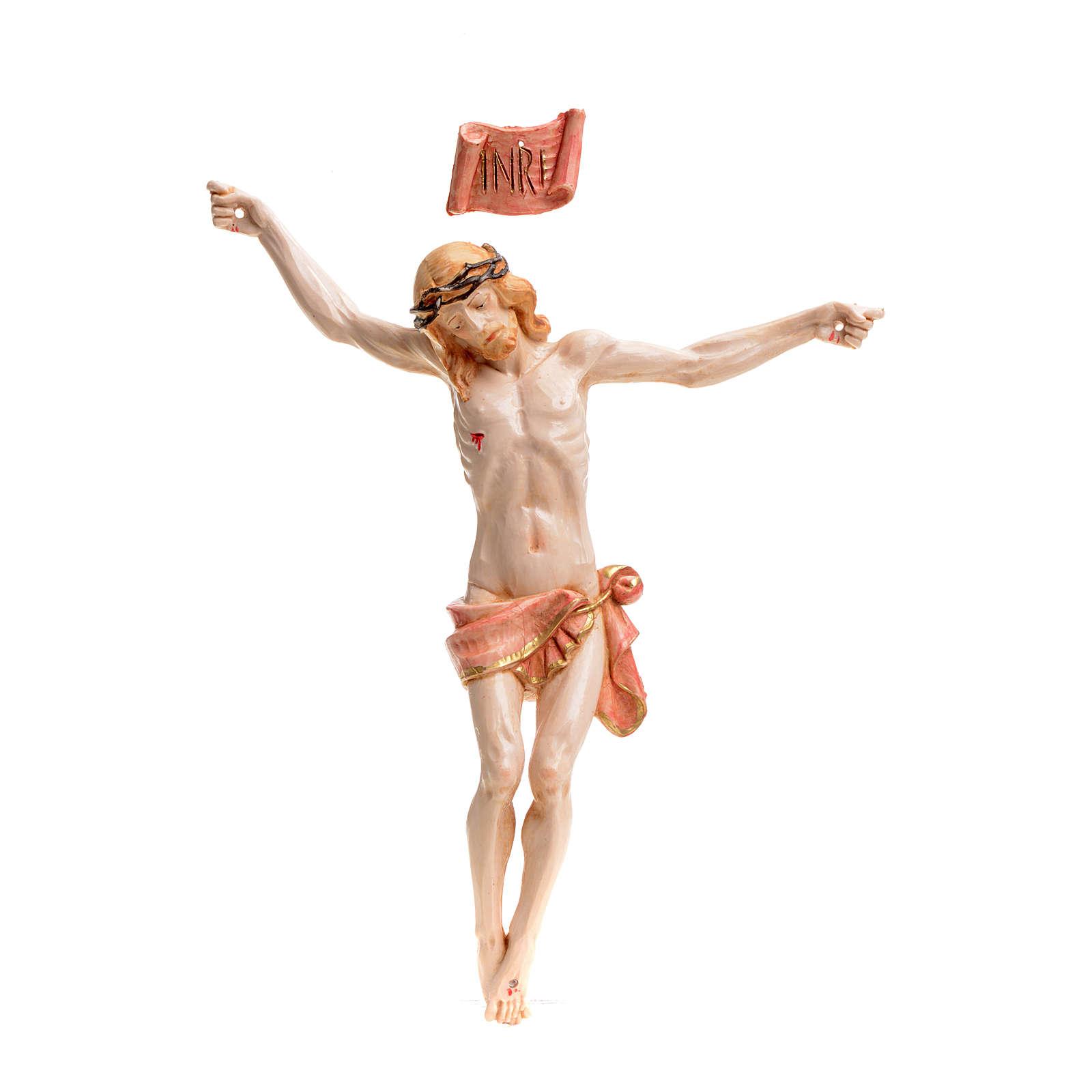 Corpo di Cristo pvc Fontanini tipo porcellana 21 cm 4