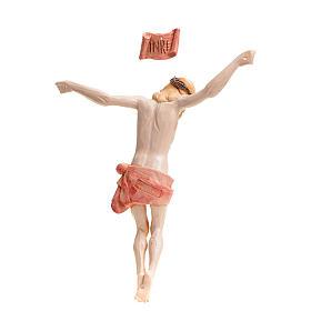 Corpo di Cristo pvc Fontanini tipo porcellana 21 cm s2