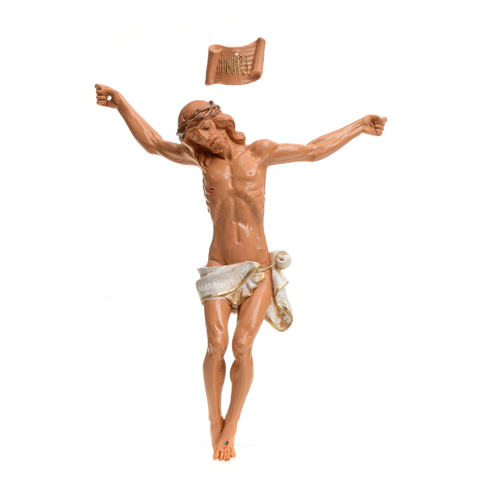 Corps du Christ pvc 21 cm Fontanini 4