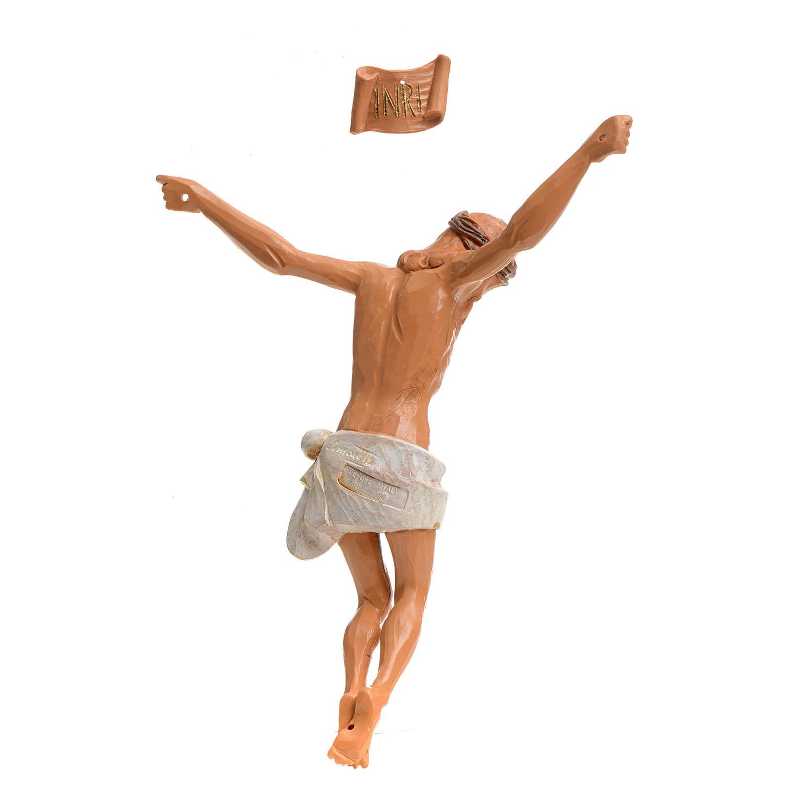 Corpo di Cristo pvc Fontanini cm 21 4