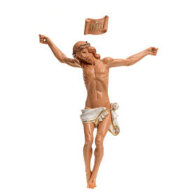 Imagens em Resina e PVC: Corpo de Cristo pvc Fontanini 21 cm