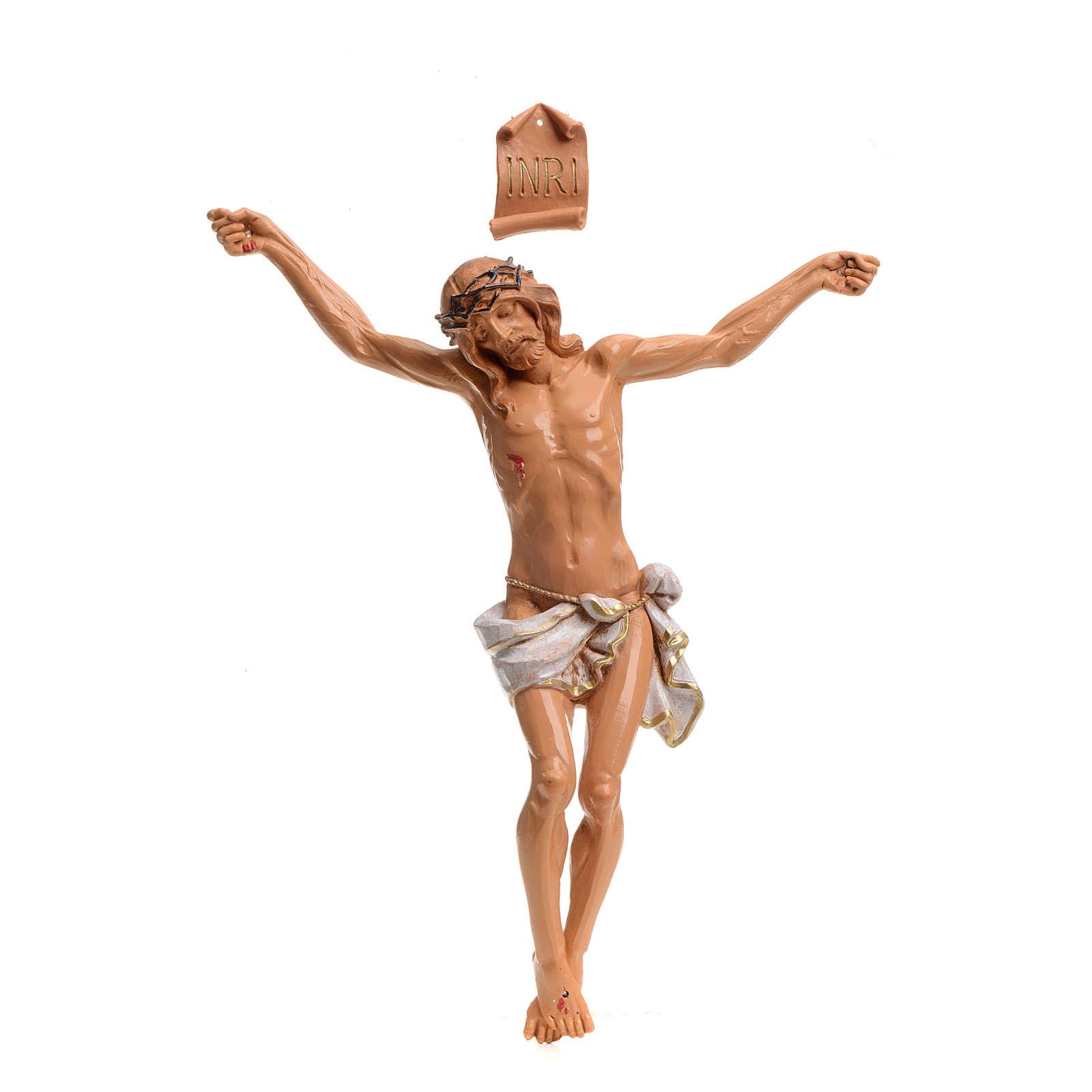 Corpo di Cristo pvc Fontanini cm 26 4