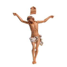 Imagens em Resina e PVC: Corpo de Cristo pvc Fontanini 26 cm