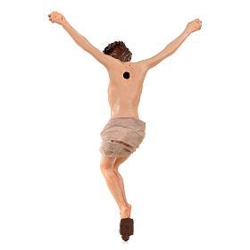 Body of Christ, Neapolitan in terracotta H45cm s4