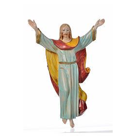 Figury z żywicy: Chrystus Zmartwychwstały cm 17 Fontanini pcv typ porcelana