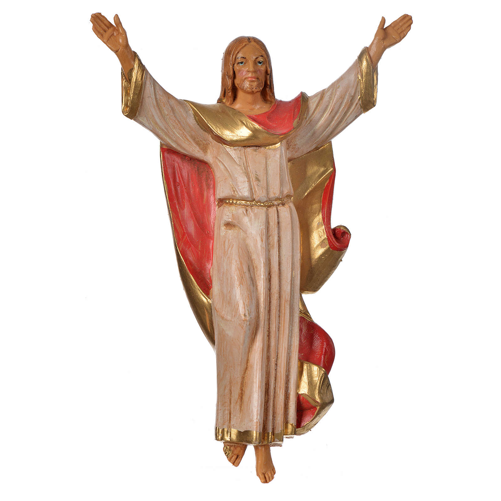 Jesús resucitado en PVC, 17cm Fontanini 4