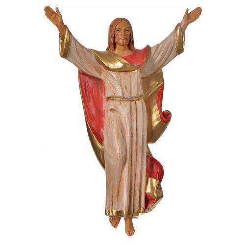 Jesús resucitado en PVC, 17cm Fontanini 1