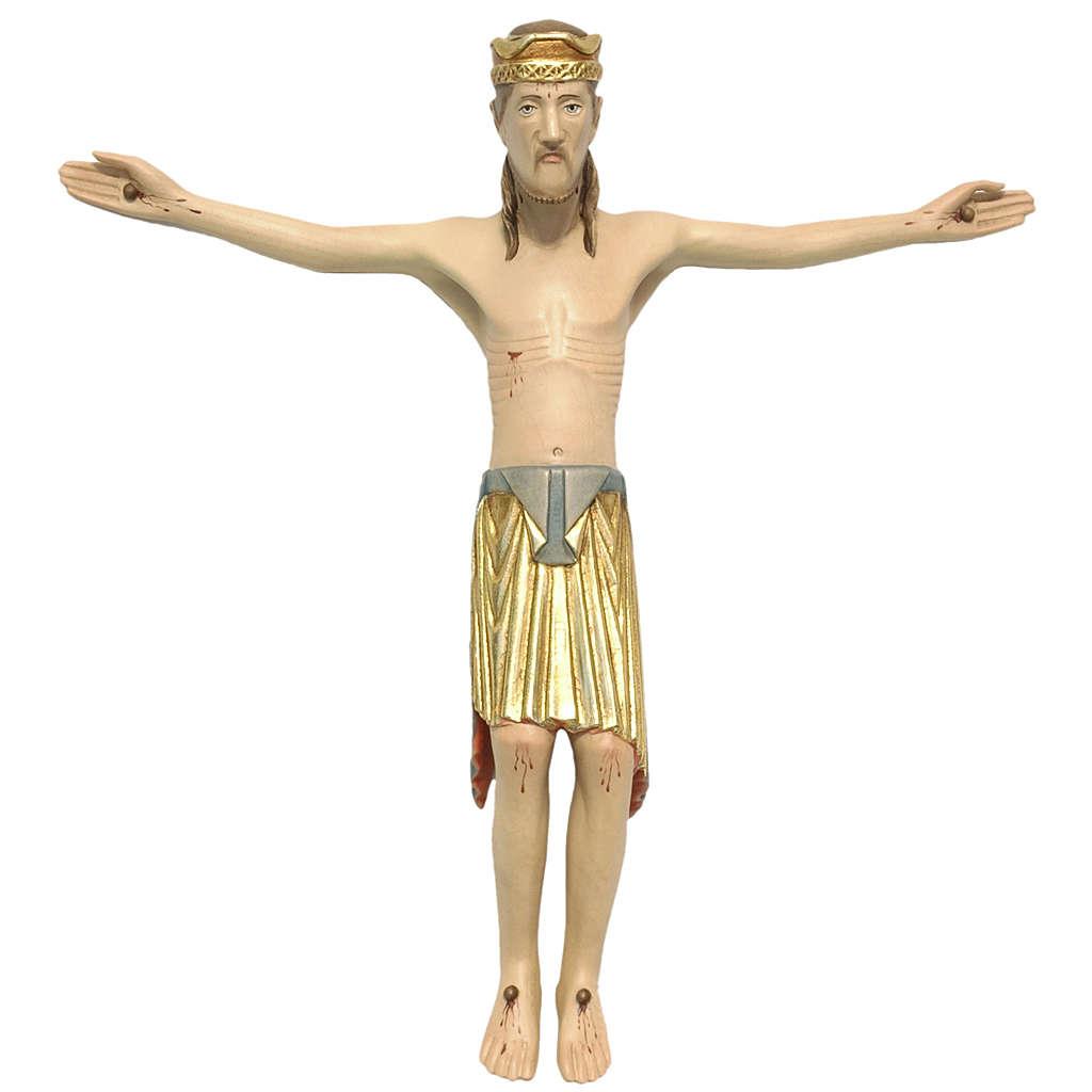 Corpo di Cristo di Altenstadt 30 cm legno Valgardena 4