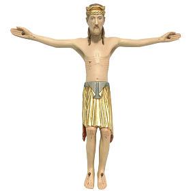 Corpo di Cristo di Altenstadt 30 cm legno Valgardena s1