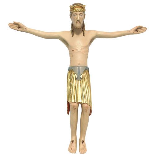 Corpo di Cristo di Altenstadt 30 cm legno Valgardena 1