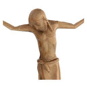 Corpo di Cristo stile romanico legno Valgardena patinato s2