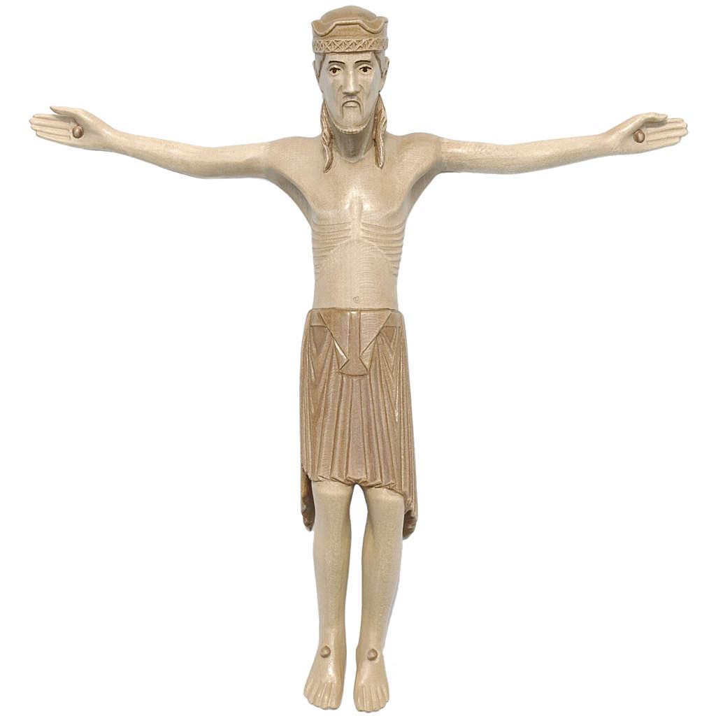 Corpo di Cristo di Altenstadt legno Valgardena multipatinato 4