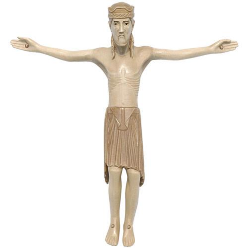 Corpo di Cristo di Altenstadt legno Valgardena multipatinato 1