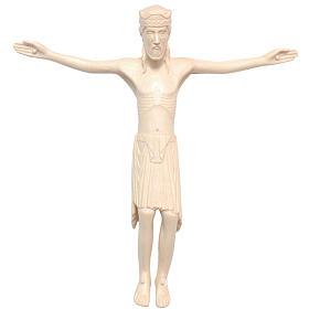Corpo di Cristo di Altenstadt legno Valgardena naturale cerato s1