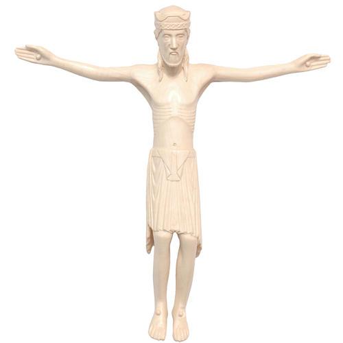 Corpo di Cristo di Altenstadt legno Valgardena naturale cerato 1