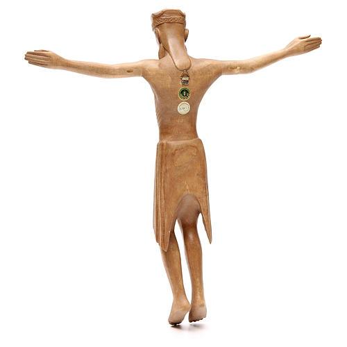 Corpo di Cristo di Altenstadt legno Valgardena patinato 2