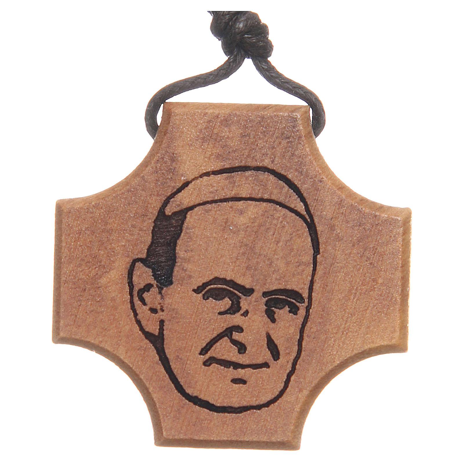 STOCK Croix olivier incision Paul VI 4