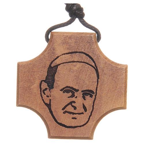 STOCK Croix olivier incision Paul VI 1