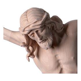 Corpo di Cristo in legno naturale s2