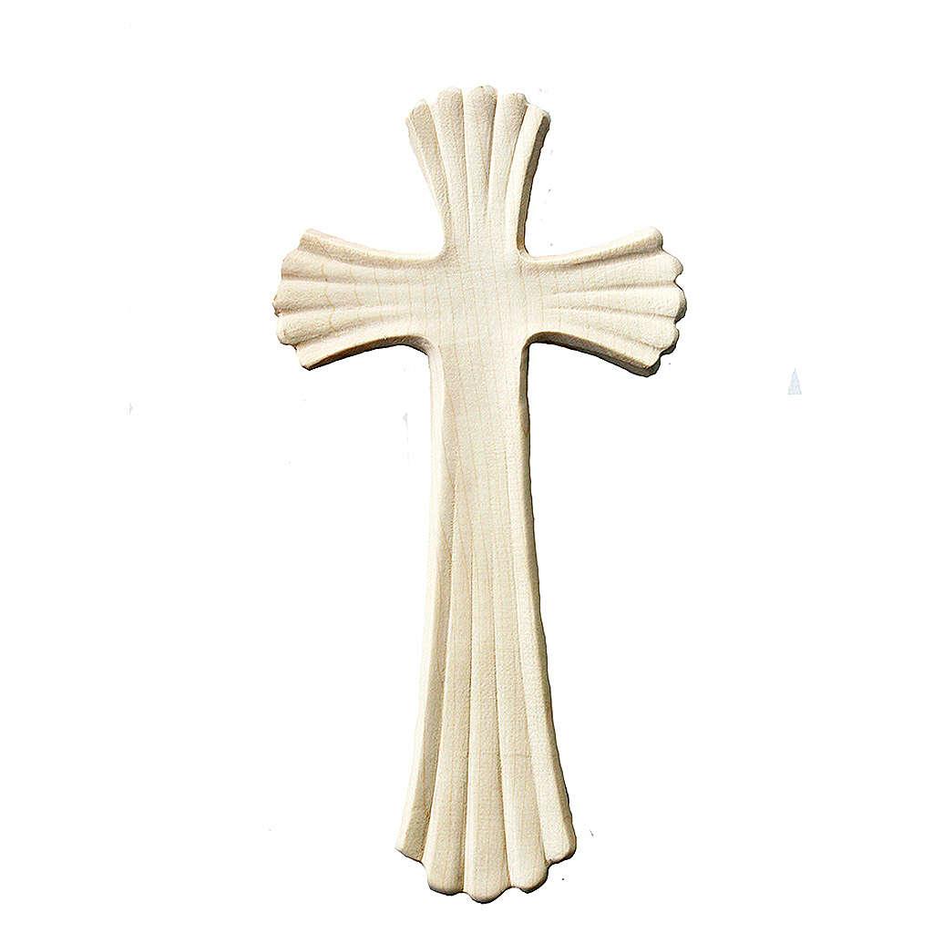 Croce Betlehem colore legno d'acero naturale 4