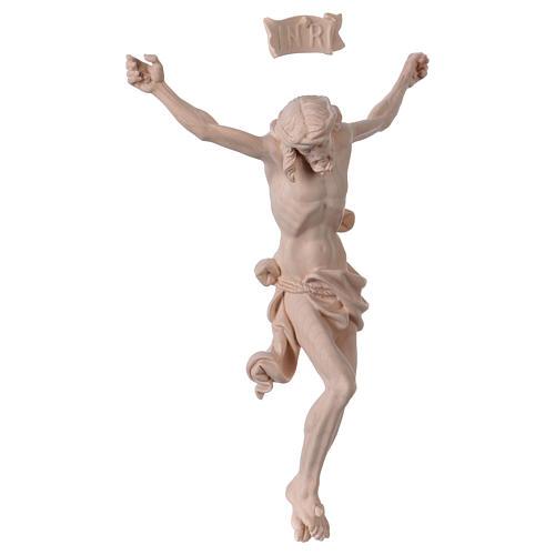 Corpo di Cristo Leonardo legno naturale 4