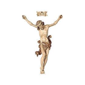 Christ's body Leonardo burnished three colours s1